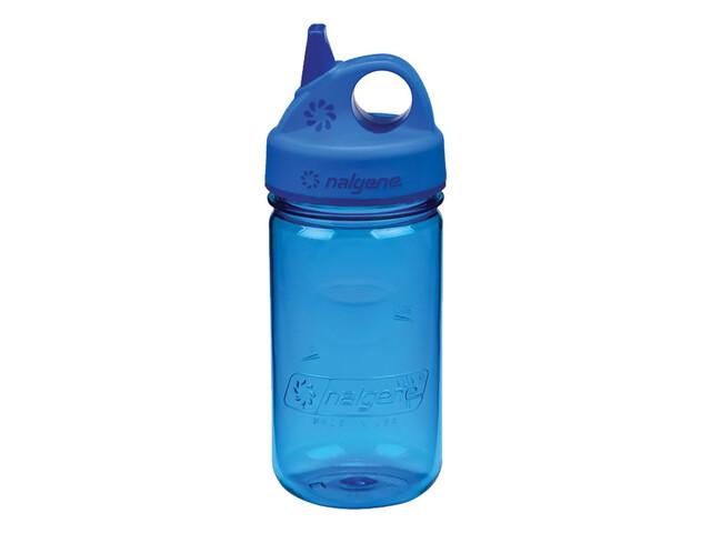 Nalgene Flaska 0,34l Grip-n-Gulp Everyday Blå/blå